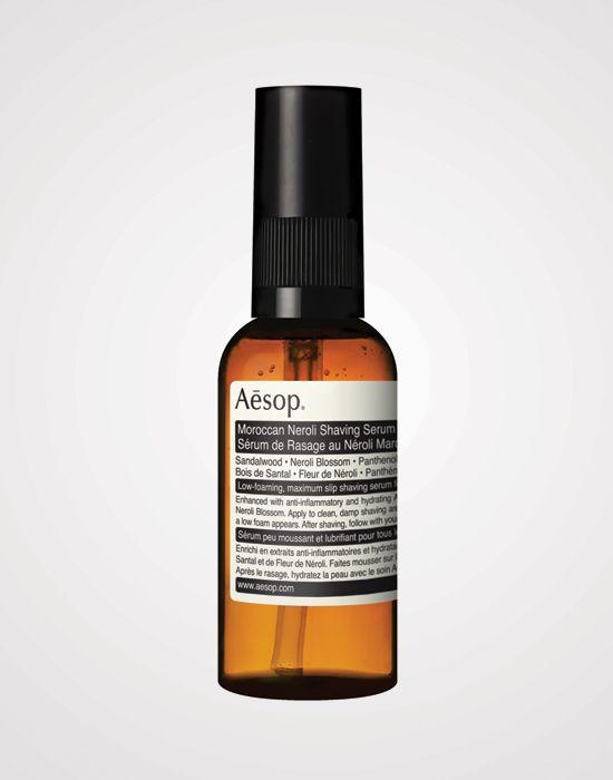 Aesop Moroccan Neroli Shaving Serum http://www.menshealth.com/grooming/best-beard-products/slide/8
