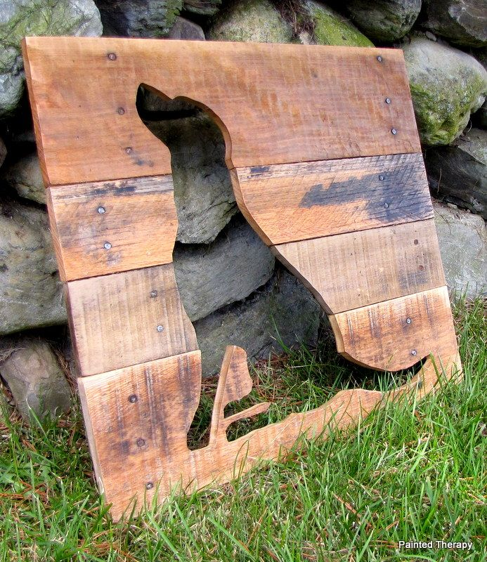 Reclaimed Wood Animal Silhouettes - 25+ Best Ideas About Woodworking Projects That Sell On Pinterest