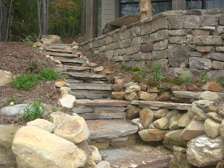 17 best images about rock steps on pinterest