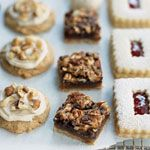 Pecan-Date Bars Recipe | MyRecipes.com