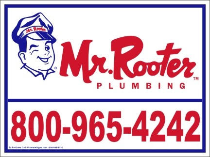 Yard Signs For Plumbers