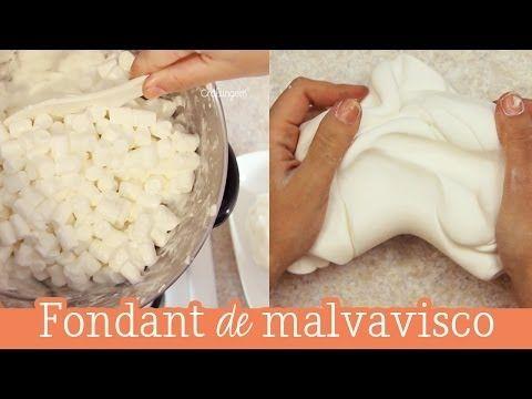 Como hacer la pasta de azúcar de Malvavisco [Mini serie de Repostería EP 3]