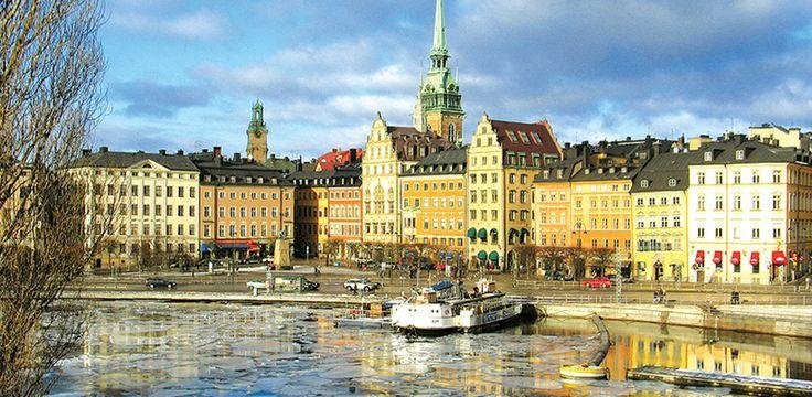 SWEDEN > Stockholm , Vasteras