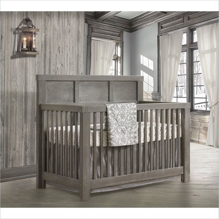 5 Cool Cribs That Convert To Full Beds: 1000+ Ideas About Wood Crib On Pinterest