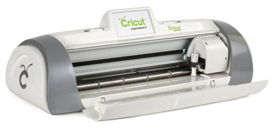 Provo Craft - Cricut Expression 2 - 24 Inch Electronic Cutter. Full-color LCD touch screen display with stylus and no keypad overlay required. Very cool machine.