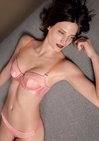 Stella McCartney Spring '14 Lingerie Lookbook