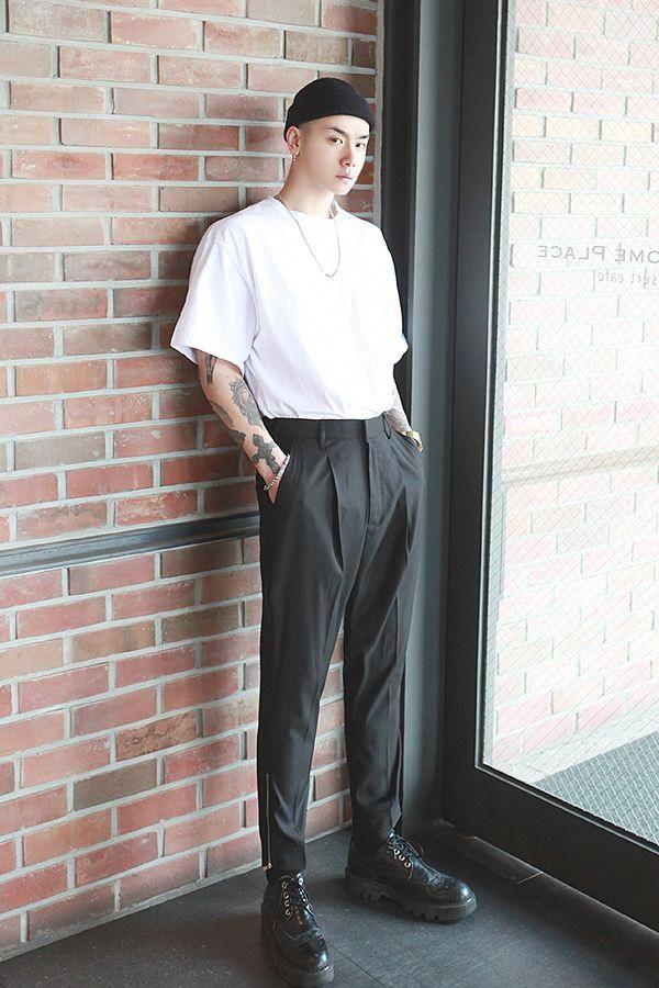 G Q Mens Fashion Mensfashionbootsforsale Info 6276720361 Asian Men Fashion High Fashion Street Style Korean Street Fashion
