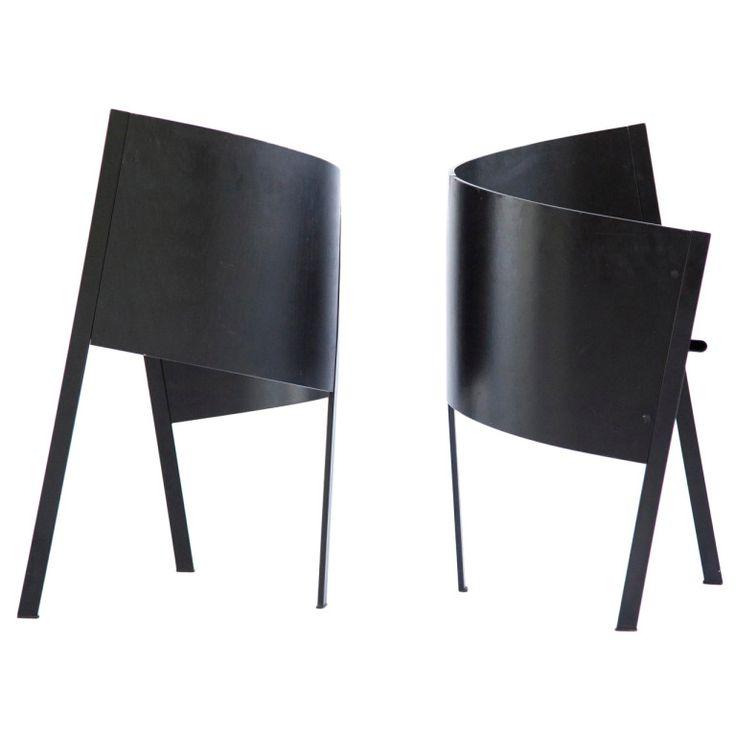 Pallucco Three Leg Chairs | 1stdibs.com