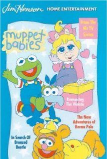 Dave was a voice on Muppet Babies.