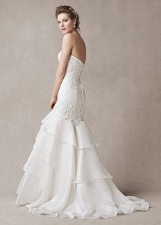 Melissa Sweet wedding gown | David's Bridal