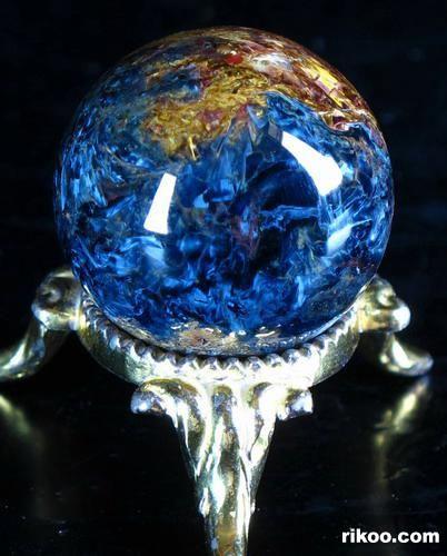 Pietersite Crystal Ball