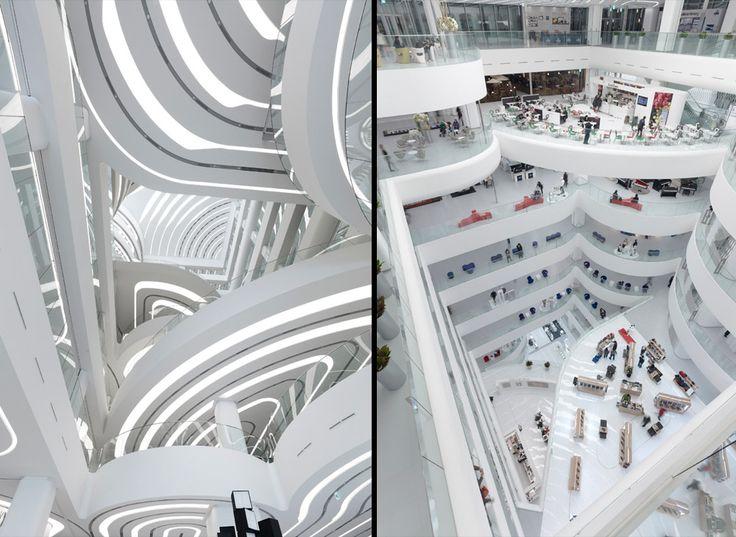 Galleria Centercity Department Store - Cheonan, South Korea