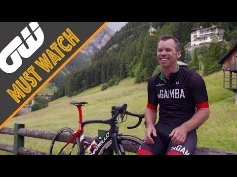 GW: Paul Casey - Cycling in the Dolomites