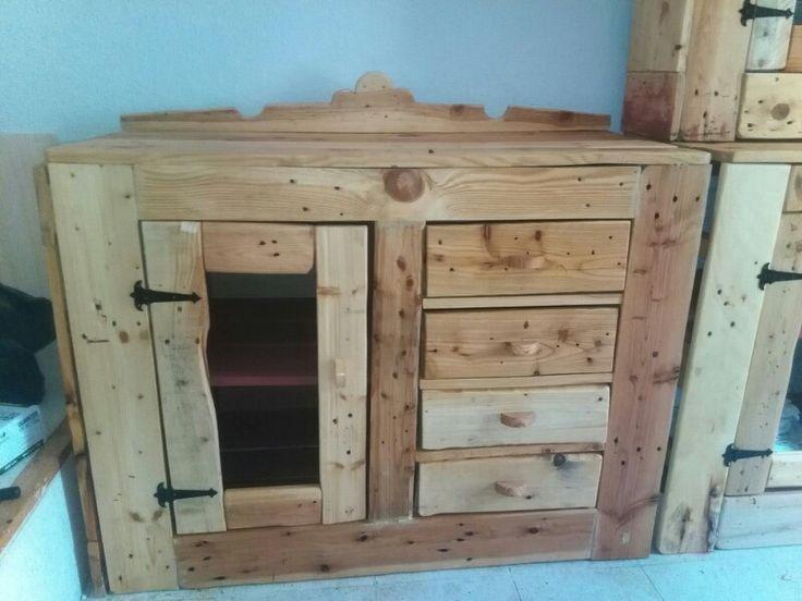 Pallets de madera reciclada