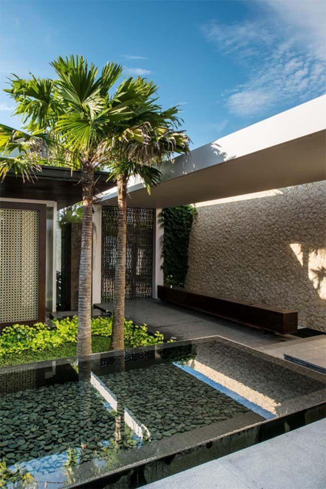 Luxury villa in Bali, Indonesia