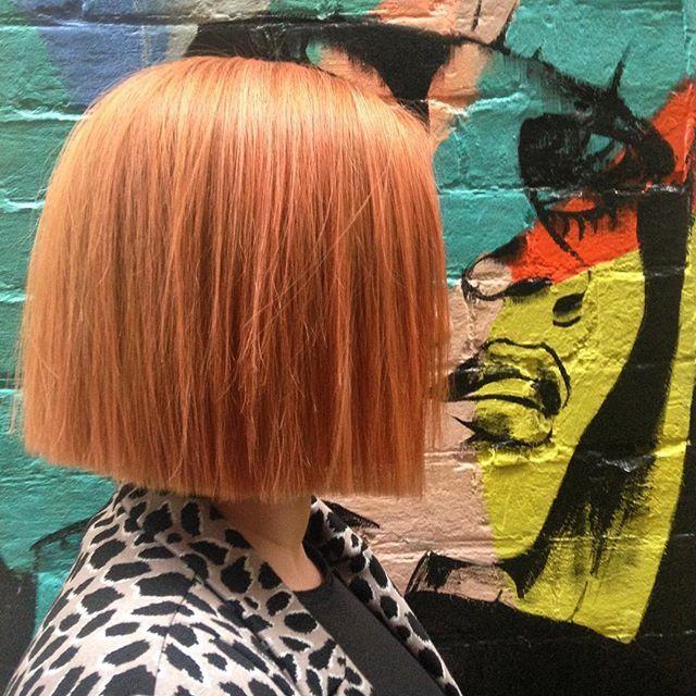 red tones!! @toniandguyau @toniandguyperth #WellaProANZ #WellaHair #labelmau #Short #Feminine #BlowDry #UnderCut #Grey #Balayage #Beautiful #ColourBomb #Peach #Pink #Wavy #Waves #Natural #Bob #StraightHair #Hair #PerthHair #Hairdressing #Perth #WolfeLane #Laneway #Style #Ladies #HairStyle #Fashion #InstaHair #PerthSalon #WolfeLane