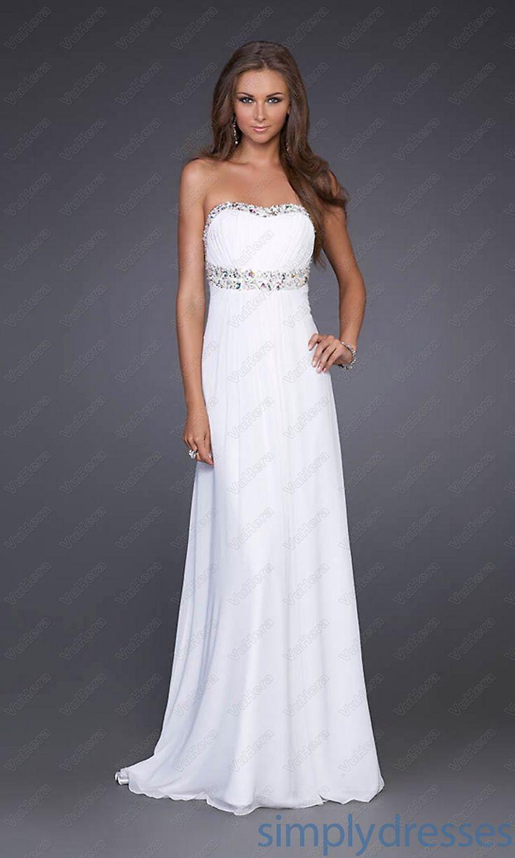 69 besten White Dresses Bilder auf Pinterest | Weißes kleid ...
