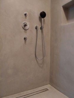 fugenlose dusche - Fugenlose Dusche Wandverkleidung