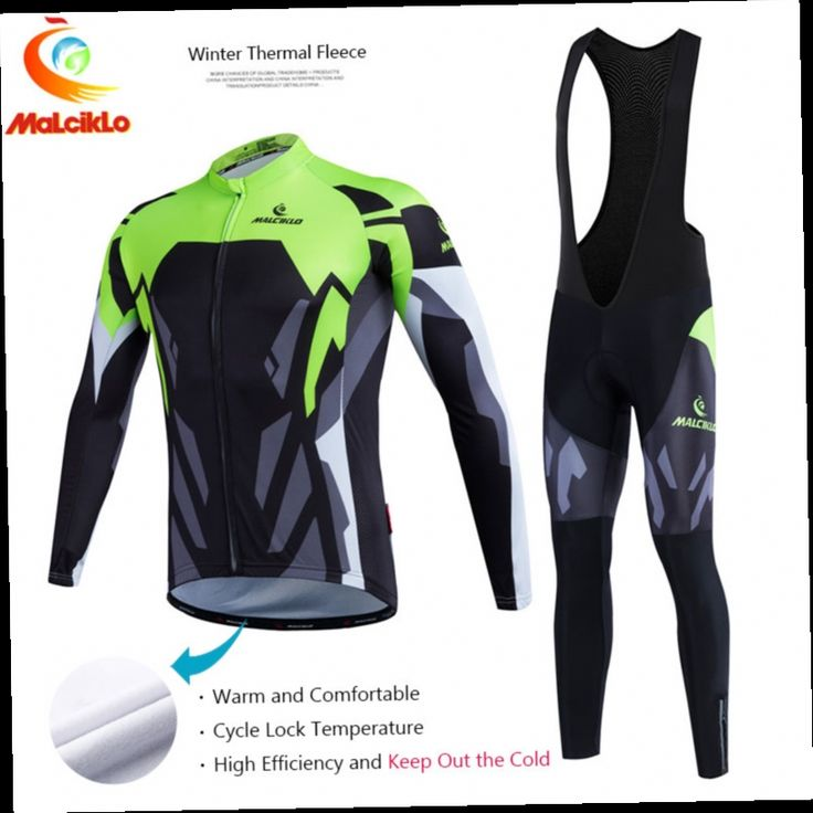 42.00$  Buy here - http://ali3m5.worldwells.pw/go.php?t=32752804902 - Malciklo 2017 Winter Thermal Cycling Jersey Long Sleeve Men Maillot Ropa Ciclismo/Pro Team Mtb Clothing Clothes Long Sleeves  42.00$