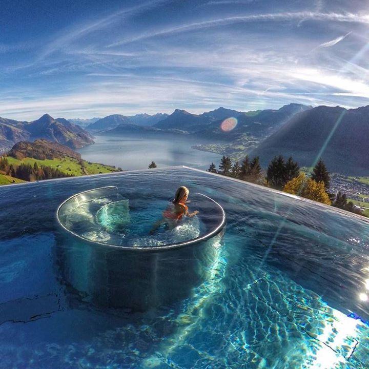 Places To Visit In Switzerland Blog: 1000+ Ideas About Hotel Villa Honegg Switzerland On