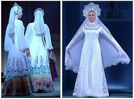 Дизайн или стилизация русского народного костюма для детей