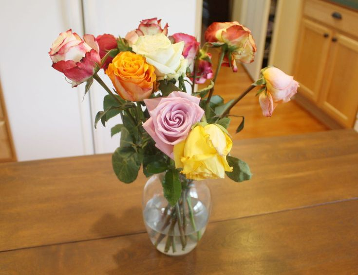 How to Save a Wilting Bouquet
