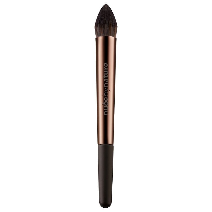 Nude By Nature Pointed Prescision Brush #12 1 ea