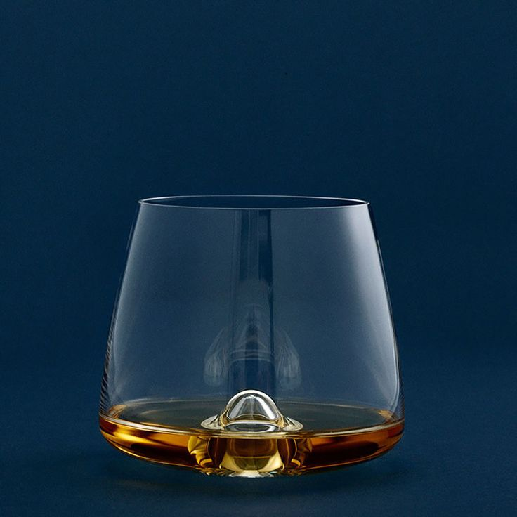 normann whiskey glass with whisky glass