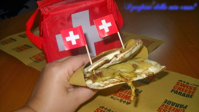 I profumi della mia casa!: Spianata sarda con formaggio svizzero e ingredienti locali per la mia Swiss Cheese Parade!http://iprofumidellamiacasa.blogspot.it/2013/10/spianata-sarda-con-formaggio-svizzero-e.html