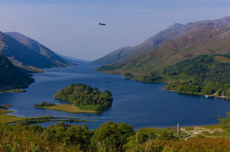 Glenfinnan and Loch Shiel Photo by John