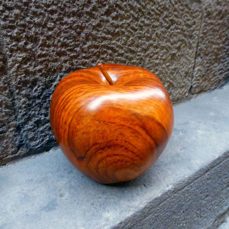 Vintage decorative apple, 60 / 70s  