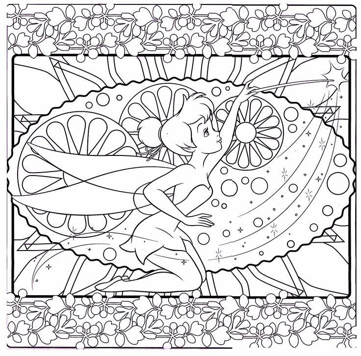 tinkerbell coloring pages vidia naipaul - photo#38