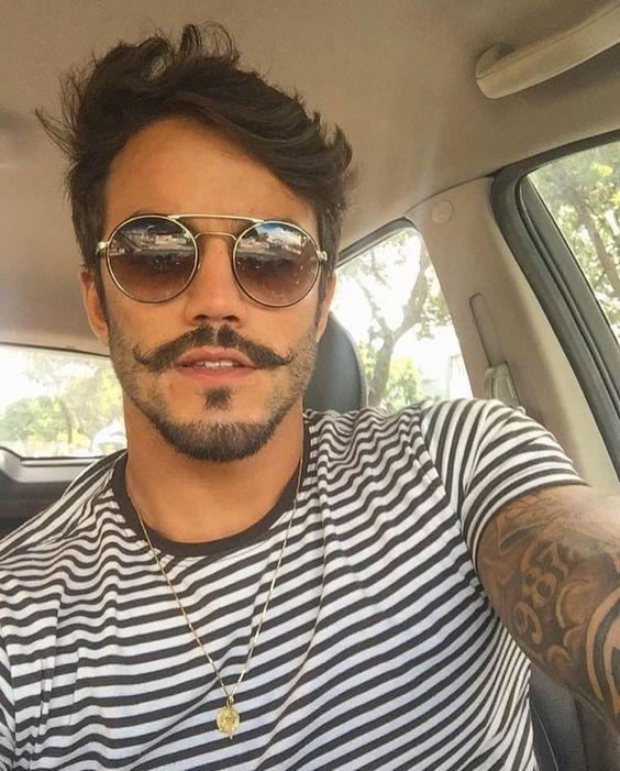 As melhores ideias em óculos de sol masculino para homens de todos os  estilos.   10e845cfac