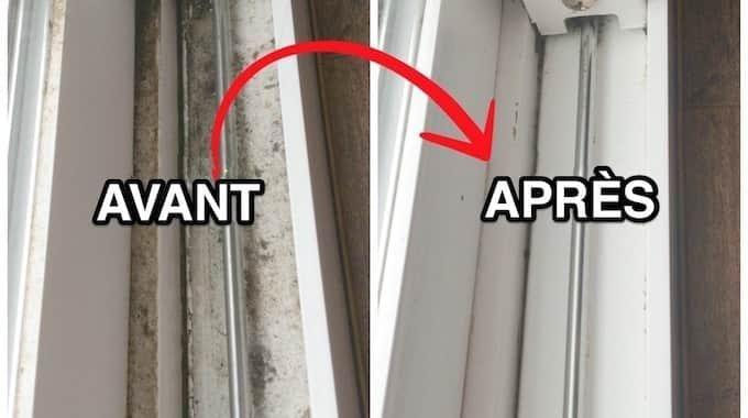 Rien de plus pénible que de nettoyer les rails de fenêtre. C'est une des tâches ménagères les plus fastidieuses... Et si les rails de vos fenêtres sont aussi cracra que les miens, ce n'est pa...