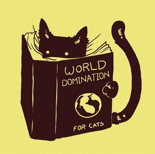 Your friend world domination