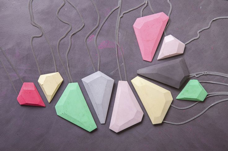 'Bodycon' medals by BLACKLIST x abconcretedesign #BLACKLIST #blacklistdesign #bodyconcollection #concrete #medals #pendant #concretejewellery #colourfulconcrete #budapest #accessories