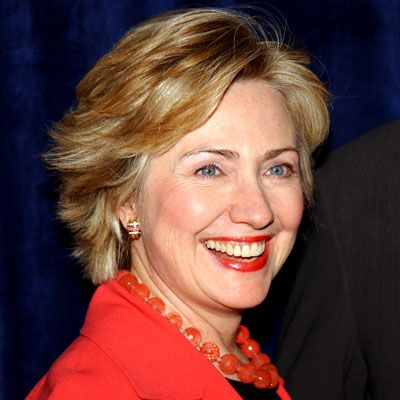 hair cut // amazing artists transform hair & makeup ....... // Hillary Clinton's Changing Looks - 2003  - from InStyle.com