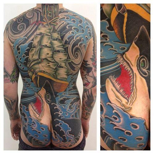 sam ricketts tattoos pinterest tattoo and ink art. Black Bedroom Furniture Sets. Home Design Ideas