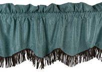 Cheyenne Western Curtain Valance · Kitchen CurtainsWestern StyleWestern ...