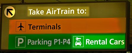 Newark Airport Car Rental