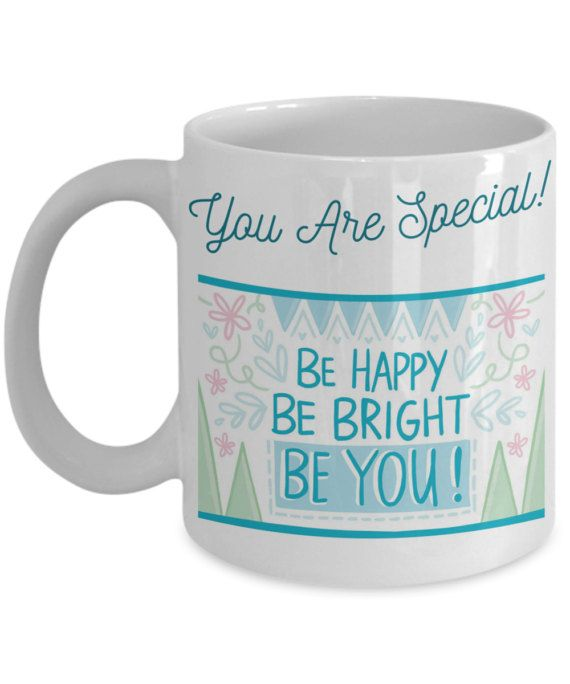 You are special coffee mug. Coffee mugs be by BearHugBoutique