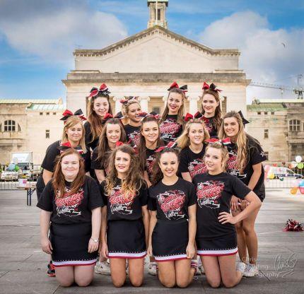 Team Highlights: Ravens Cheerleading | sport solent