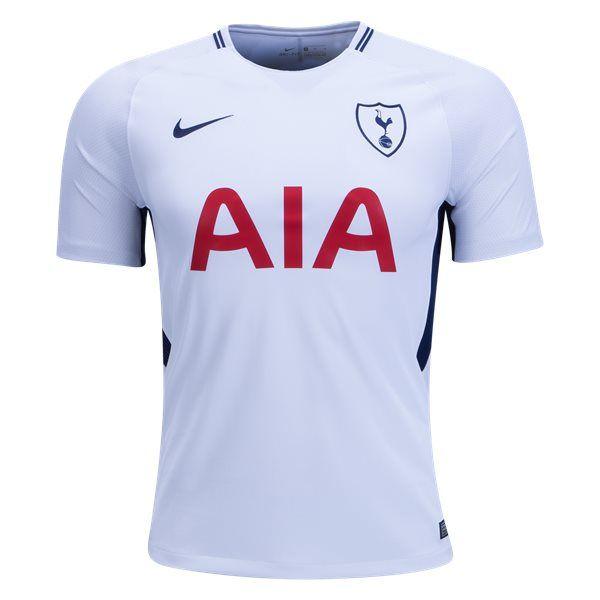 Maillot domicile Tottenham Hotspur 2017/2018 C'est le Maillot domicile Tottenham Hotspur 2017/2018. Cheer Spurs dans son nouveau maillot de nouveau domicile sponsor de kit Nike. Les Lilywhites prendront le terrain dans la maison traditionnelle couleur blanche. Propre et classique, Nike utilise la couleur d'accent bleu, y compris pour le badge de club cousu et le […]