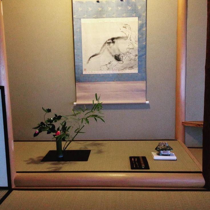 #茶道#床の間#京都#kyoto by kayori0408