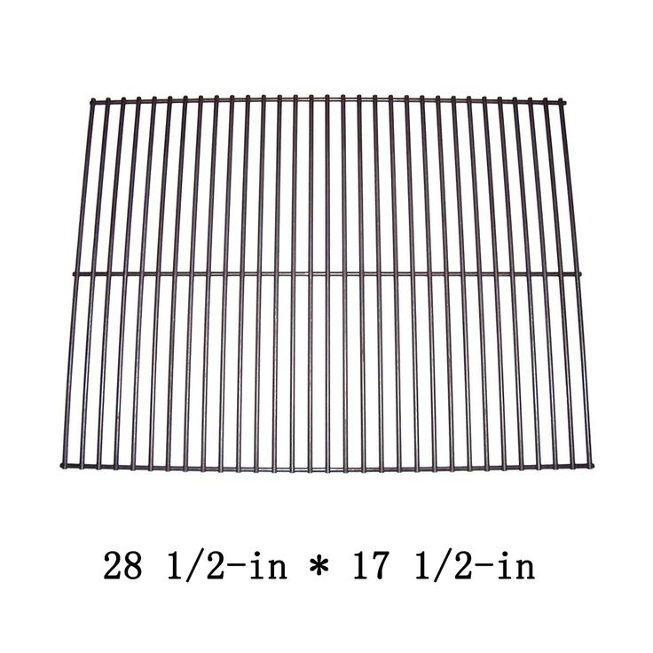 95401 Steel Wire Rock Grate Replacement for Gas Grill Model Turbo 4-burner