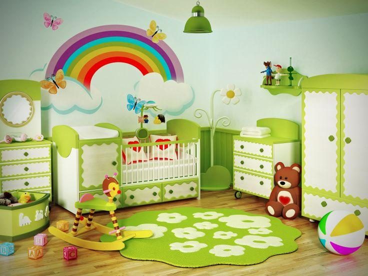 Fantastisch Kinderzimmer Dschungel Gestalten Fotos
