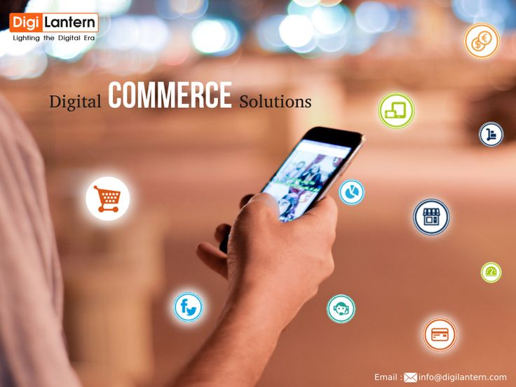 Our #B2B #ECommerce platform completely integrates with your back office ambiance to confirm that your customers have approach to your products at their rates, with their order history, and their credit profile. #DigiLantern Commerce enable businesses to consolidate and organize all channels on a single platform and plot on rich data from these channels to extend conversions and loyalty through a variety of touch points.