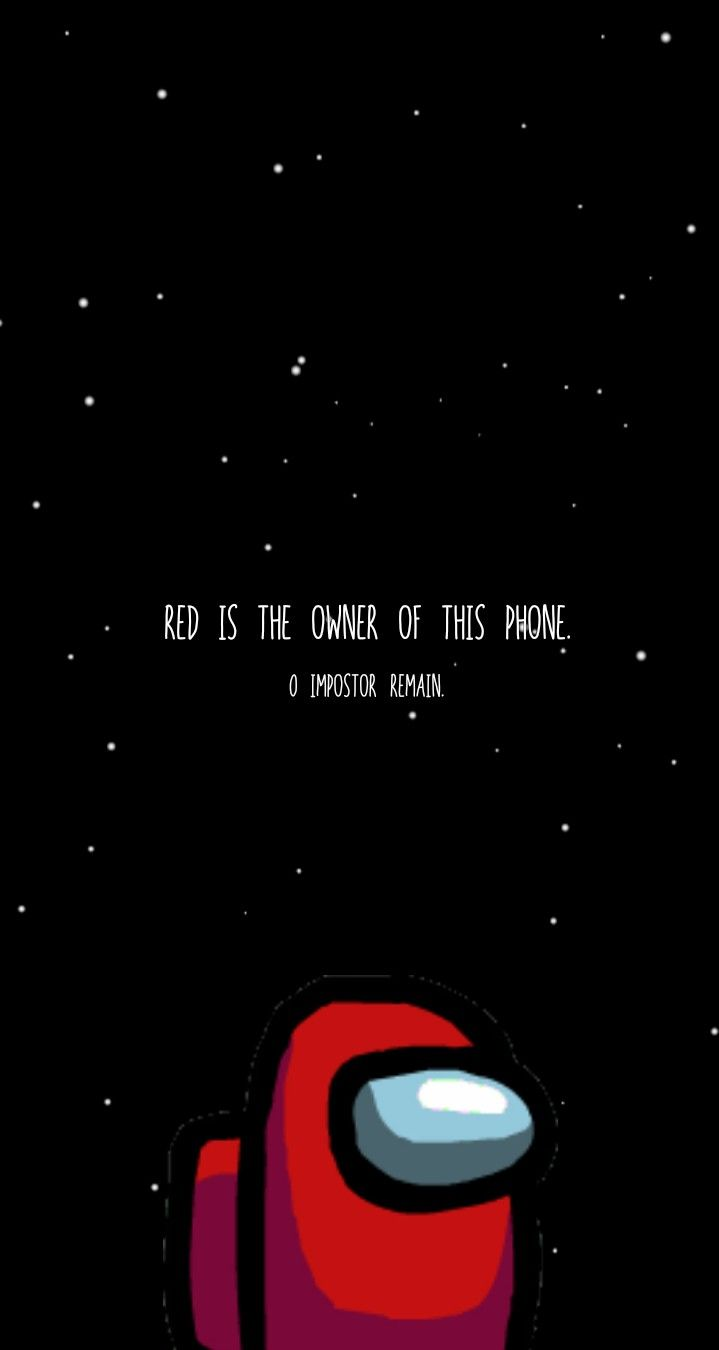 Red Crewmate Among Us Wallpaper Wallpaper Iphone Cute Cool Backgrounds Wallpapers Butterfly Wallpaper Iphone
