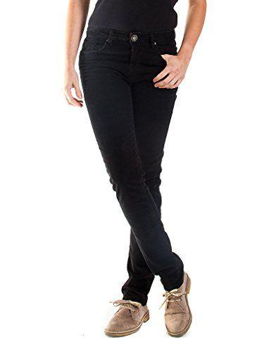 6d5e0699ba12 Carrera Jeans - Pantalon 752 pour femme style droit couleur unie velours  taille normale taille normale