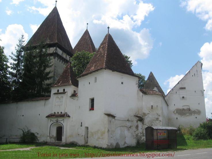 Dealu Frumos - Manastire fortificata